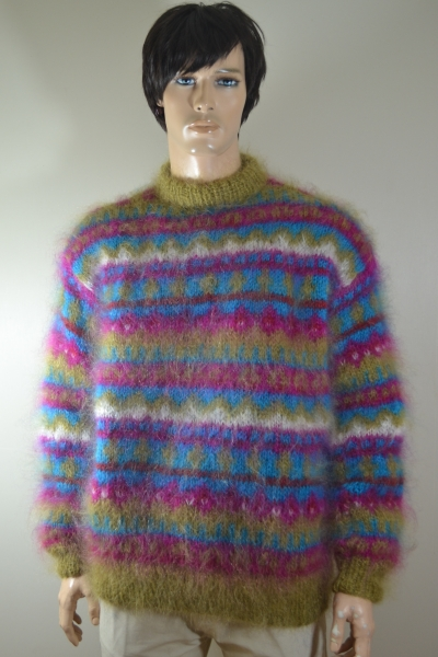 Mohair jumper in Vienna